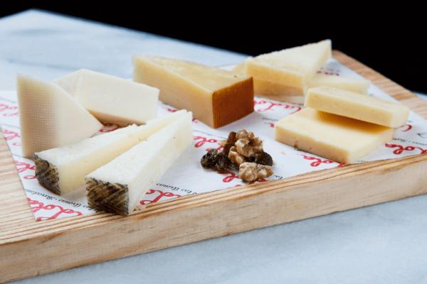 tabla de quesos
